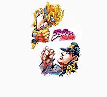 Jotaro Kujo Vs. Dio Brando - JoJo's Bizarre Adventure T-Shirt