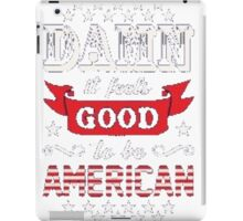 Damn Good USA iPad Case/Skin