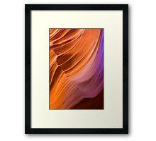 Antelope Canyon 8 Framed Print