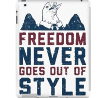 Freedom Style iPad Case/Skin