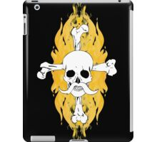 Whitebeard Fire iPad Case/Skin
