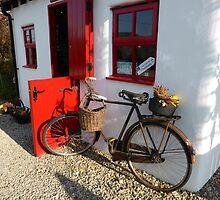 The Half Door.....................................Ireland by Fara