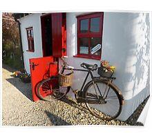The Half Door.....................................Ireland Poster
