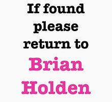 If found please return to Brian Holden Men's Baseball ¾ T-Shirt