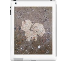 Who's That Pokemon? Vulpix!  iPad Case/Skin