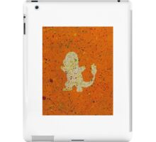 Who's That Pokemon? Charmander!  iPad Case/Skin