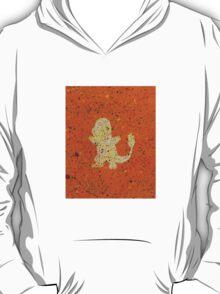 Who's That Pokemon? Charmander!  T-Shirt