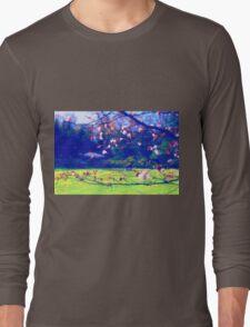 Sakura (1) Long Sleeve T-Shirt