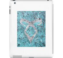 Mortal Instruments Angelic Rune iPad Case/Skin