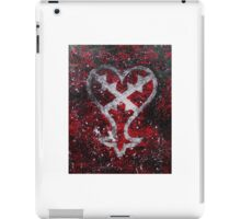 Kingdom Hearts Heartless Symbol iPad Case/Skin