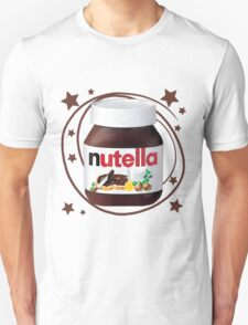 Nutella Swirls Unisex T-Shirt