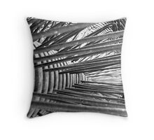 Elements of Time Throw Pillow