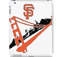 San Francisco Giants Stencil iPad Case/Skin