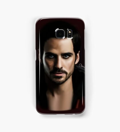 Oh Captain Samsung Galaxy Case/Skin