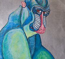 The Mandrill by Lynnette Shelley