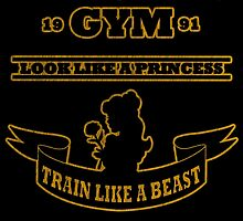 Beauty Gym by AllMadDesigns