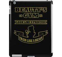Beauty Gym iPad Case/Skin