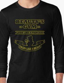 Beauty Gym Long Sleeve T-Shirt