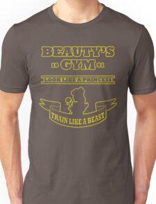 Beauty Gym Unisex T-Shirt