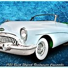 Buick Skylark Roadmaster Convertible for 1953 by ChasSinklier