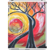 Original SURREAL landscape by ANGIECLEMENTINE iPad Case/Skin