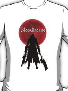 Bloodborne Red Moon Logo T-Shirt