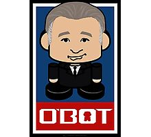 Maher Politico'bot Toy Robot 2.0 Photographic Print
