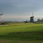 Drie Molen, Zoetermeer Netherlands by Mishimoto