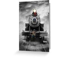 Dream Train Greeting Card