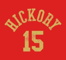 Hoosiers Movie Jimmy Chitwood Jersey One Piece - Long Sleeve