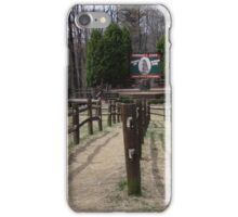 Gobblers Knob iPhone Case/Skin