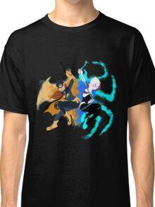 Batgirl and Spider Gwen Classic T-Shirt