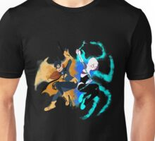 Batgirl and Spider Gwen Unisex T-Shirt
