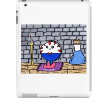 Peppermint Butler iPad Case/Skin