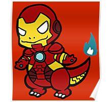 Iron-Mander Poster