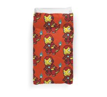 Iron-Mander Duvet Cover