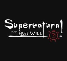 Supernatural by Camacaileon
