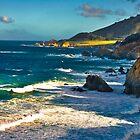 Big Sur by photosbyflood