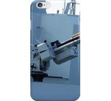 maritime heavy kalashnikov machine gun  iPhone Case/Skin