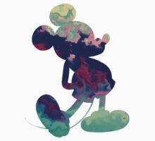 Mickey's Acid Trip by Erik Mathiesen