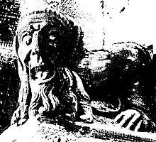 Gargoyle by yvonne willemsen