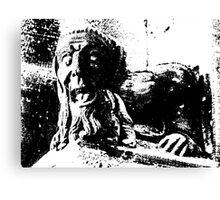 Gargoyle Canvas Print