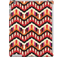 Painted Hippie or Boho Ethnic Pattern iPad Case/Skin