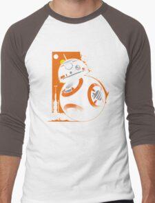 BB Rollin' Men's Baseball ¾ T-Shirt