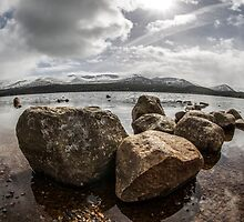 Loch Pitulich by captureasecond