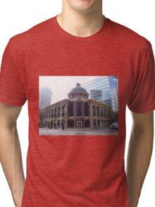 Combining Modern & Historic Tri-blend T-Shirt
