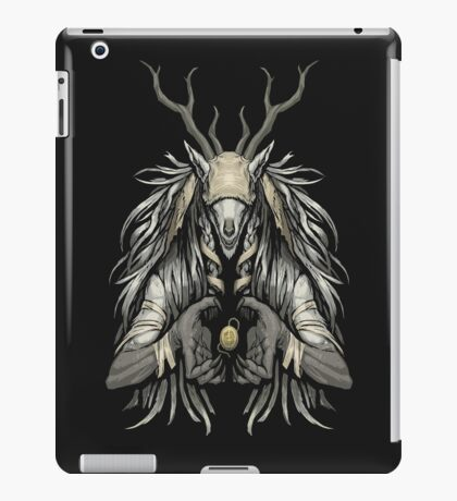 The Supplicant iPad Case/Skin