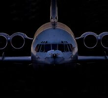 Royal Air Force VC-10 ZD241 by captureasecond
