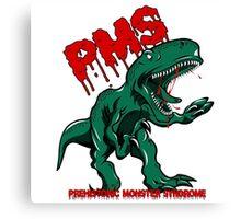 PMS Dino Canvas Print
