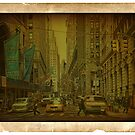 Wall Street, other side... by egold